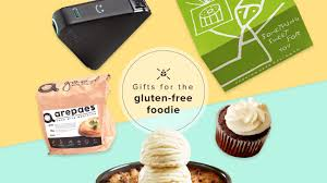 foodie gifts gift guide for the gluten free foodie