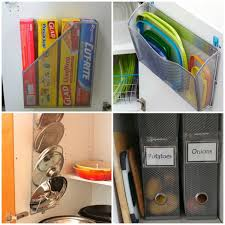 kitchen cabinet organizing ideas 13 brilliant kitchen cabinet organization ideas glue sticks and
