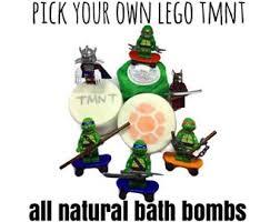 Tmnt Bathroom Set Tmnt Etsy