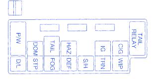 chevy tracker dash light wiring diagram chevrolet wiring