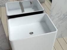 Contemporary Pedestal Sink Modern Pedestal Sink Ebay