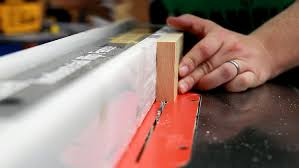 tongue and groove table saw making tongue and groove cabinet doors with a table saw jays