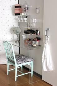Vanity Table Chair 8 Brilliant Makeup Organizer Ideas Vanities Console Tables And