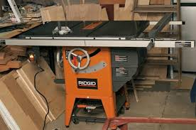 cabinet table saw for sale ridgid table saw robinsuites co