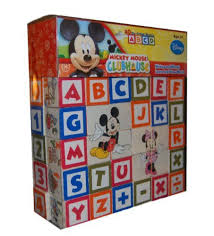 amazon com mickey mouse clubhouse mickey and minnie learn and