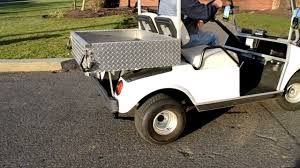street legal 1997 clubcar golf cart for sale and on ebay auction