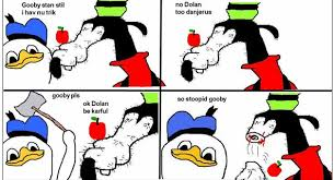 Dolan And Gooby Meme - 10 comics starring dolan and gooby craveonline