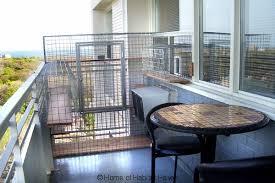 apartment balcony cat apartment catio cat enclosures how to