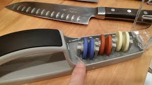 sharpening for kitchen knives do yourself a favor sharpen your knives with this to be a kitchen