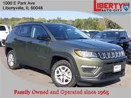 jeep compass 2018 2018 jeep compass sport fwd in libertyville il chicago jeep