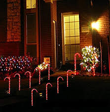 Led Christmas Pathway Lights 20 Unique Christmas Decorations On Amazon You U0027ll Want Right Now