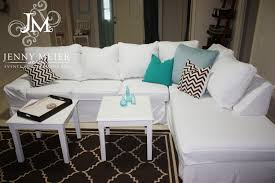 Diy Slipcovers For Sofas by Sofas Center Braunliving Our Lowe Sofa Looks Great As Sectional