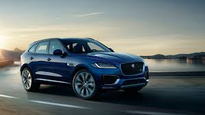 Jaguar F Pace Vehicle Overview Performance Suv