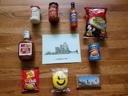 cincinnati gift baskets cincy in a box sends a taste of the city to your