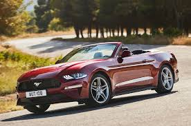 ford mustang for sale uk 2018 ford mustang revealed with comprehensive updates autocar
