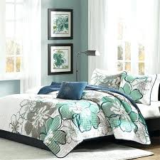 Country Duvet Covers Quilts Cotton Quilt Bedding Set King Queen Twin Boho Birds Green