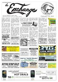 exchange february 18 2010 by exchange publishing issuu