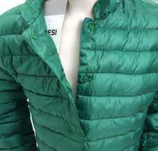 Green Or Blue Aspesi Boy Light Padded Jacket Green Or Blue Nylon Code Ll303 E041