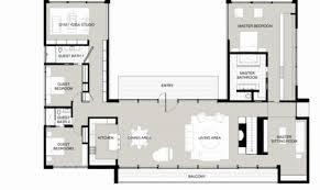 courtyard house plans house plans with courtyard luxury astounding enclosed courtyard