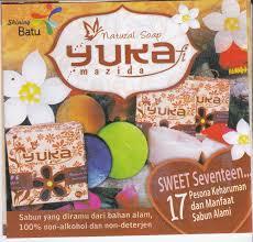 Sabun Yuka yuka herbal soap