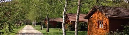 location vacances lac vouglans chalets mobil homes caravanes