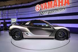 yamaha yamaha to debut design concept car at 2017 tokyo motor show