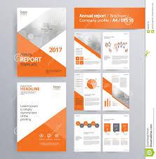 brochure company brochure template