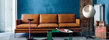 italienisches sofa italian design in the shop