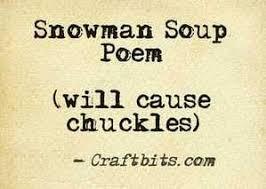 best 25 snowman soup poem ideas on pinterest snowman soup