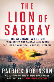 the lion of sabray book by patrick robinson official publisher