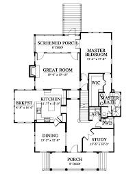 allison ramsey architects floorplan for mars hill 2727 square second floor