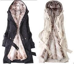 Women Winter Coats On Sale Fashion Womens Thicken Warm Winter Coat Hood Parka Overcoat Long