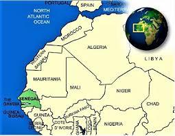 africa map senegal bracelet from senegal west africa sola
