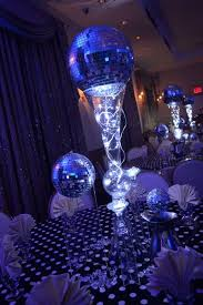 Themes For Wedding Decoration Best 25 Blue Wedding Centerpieces Ideas On Pinterest Lighted