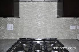mosaic glass backsplash kitchen glass mosaic tile backsplash chimney smoke linear glass mosaic