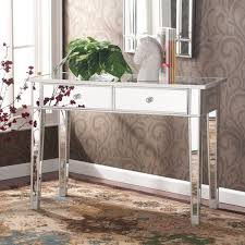 Small Mirrored Vanity White Vanity Table With Mirror Three Oval Mirrors Framed Wall