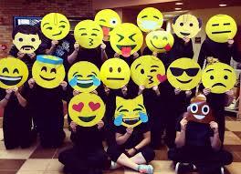 emoji costume emoji costume look like the yellow balls