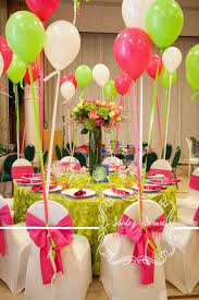 Table Decorating Balloons Ideas 94 Best Balloons Images On Pinterest Balloon Decorations