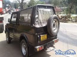 gypsy jeep jeep gypsy model used 1991 petrol rs 760000 sri lanka