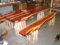Wooden Picnic Tables With Separate Benches Texas Wood Creations Creates Picnic Tables Benches Custom Name