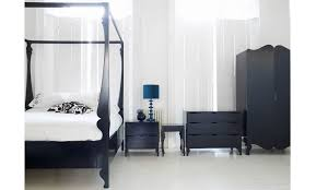 louis four poster bed bedroom products reeves design