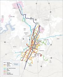 Houston Metro Map by 8 Changes Capital Metro Is Proposing For Its Transit Service