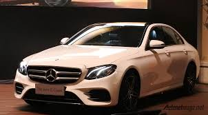 officially available mercedes benz e class ckd came with a more