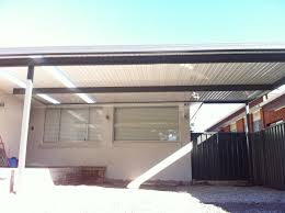 colorbond flat roofs sydney solarguard awnings