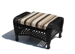 Outdoor Wicker Chair With Ottoman Outdoor Wicker Patio Furniture On Sale