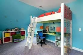 amenager chambre parents avec bebe lit chambre enfant chambre lit mezzanine chambre multicolore avec