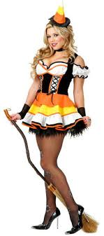 candy corn costume womens candy corn witch costume mr costumes