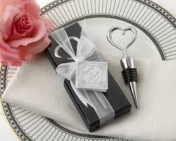wine stopper wedding favors silver heart wine stopper wedding favor sincerity weddings