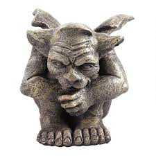 spirit halloween gargoyle emmett the gargoyle sculpture cl0883 design toscano