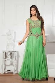 buy neon color gowns online uk neon green designer indian gown